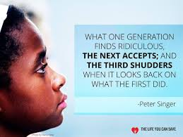best peter singer our founder images singer  how will our actions be viewed by our grandchildren thelifeyoucansave socialgood petersinger peter o toolecountsingerssinger