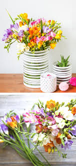 The best DIY projects & DIY ideas and tutorials: sewing, paper craft, DIY.  Diy Crafts Ideas Beautiful California grown flowers from The Bouqs.