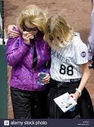Apr 25, 2010 - Denver, Colorado, U.S. - LORI MCGREGOR, left, wife ...