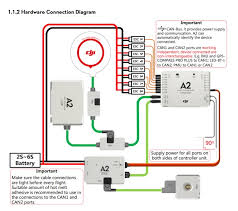 dji lightbridge any info page 529 rc groups alternatively you connect the gcu to the can port located on any modules that are already connected to the a2 s can1 port via a can bus cable
