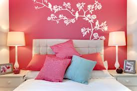 Small Pink Bedroom Alluring Interior Design Bedroom Pink Beautiful Small Home