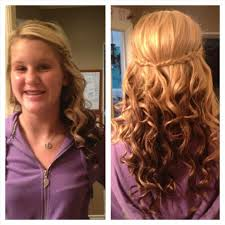 Prom Hairstyles Medium Hair Down Ideas Of Formal Hairstyles For