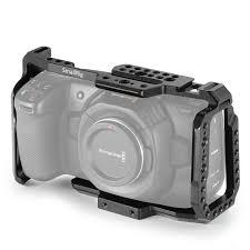 Blackmagic Design Pocket Cinema Us 73 25 49 Off Smallrig Bmpcc 4k Cage For Blackmagic Design Pocket Cinema Camera 4k Full Cage W Nato Rail Shoe Mount For Diy Options 2203 In