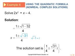 29 solve 2x2 x