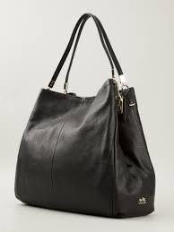 Lyst - Coach  Phoebe  Shoulder Bag in Black