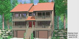 duplex house plans home designs vacation 3 bedroom floor single story 2 story duplex