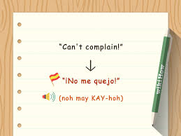 3 Ways To Say Hello In Spanish Wikihow