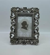 4x6 and 5x7 kate vintage distressed finish picture frames rectangle creative resin photo frame with classic hollow up around edging design photo frame