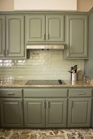 painted cabinets in kitchenPainted Cabinets In Kitchen Awesome Projects Painted Cabinets In