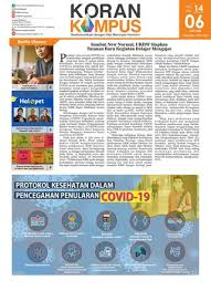 Teka teki silang menyajikan sebuah permainan berbahasa indonesia dengan kekayaan kata yang berlimpah. Koran Kampus Ukdw Edisi Juni 2020 By Koran Kampus Ukdw Issuu
