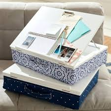 adjule lapdesk with storage furniture adjule lap desk with storage and cup holder storage folding lap