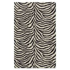 zebra area rug. Capel Rugs Expedition Zebra 7\u0027 X 9\u0027 Area Rug