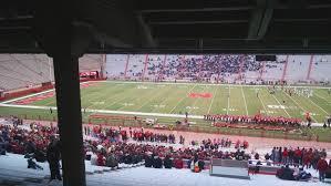 War Memorial Stadium Wyoming Seating Chart 72 Precise Nebraska Coliseum Seating Chart
