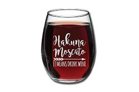 funny stemless wine gl 15oz unique gift idea for her mom wife friend sister grandmother aunt perfect birthday gifts for women
