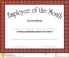 7 Employee Of The Month Certificate Bike Friendly Windsor
