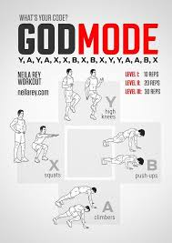 Work Out Like Your Favorite Character Movie Show Navy Seal