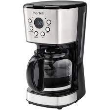 Prices start at around $40. Starfrit 12 Cup Black Drip Coffee Maker Machine 024001 002 0000 The Home Depot