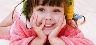 تكثيف شعر الأطفال موضوع