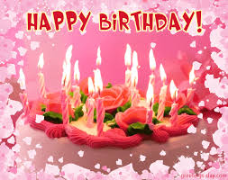 Cute Happy Birthday Gifs Funny Bday Animated Pictures