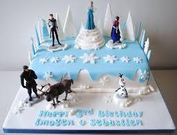 cakes for girls 9th birthday frozen.  9th Disney Frozen Elsa Childrens Novelty Birthday Cake  In Cakes For Girls 9th Birthday Miss Cupcakes
