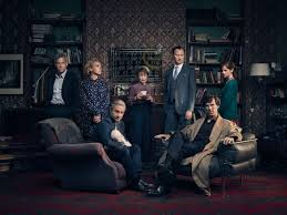 Sherlock on MASTERPIECE on PBS