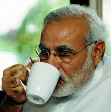 expect a strong political brew at modi s tea party today narendra modi