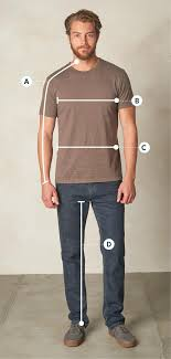 Prana Clothing Size Chart