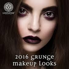 grunge makeup looks