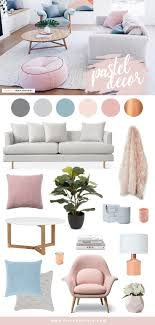 Small Picture Best 25 Pastel home decor ideas on Pinterest Pastel home