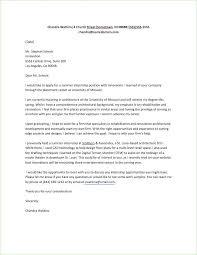 Cover Letter Format Internship Cover Letter Format Internship ...