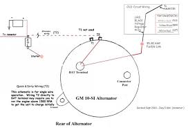 gm 1 wire alternator wiring schematic two diagram 5 one medium size of gm two wire alternator wiring diagram 5 3 one diagrams sic
