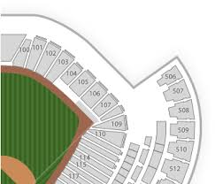 Guarenteed Rate Field Seating Chart Download Guaranteed Rate Field Seating Chart Full Size Png