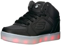 Skechers Light Up Children S Shoes Details About Kids Skechers Boys Energy Lights Low Top Lace Up Walking Shoes Black Size 2 0