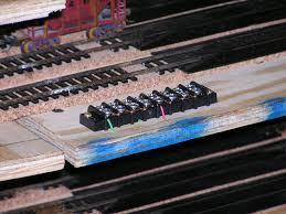 terminal block wiring model railroader magazine model this