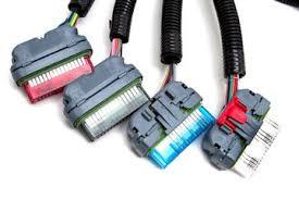 1994 1997 lt1 w 4l60e standalone wiring harness lt1 plug and play wiring harness at Lt1 Wiring Harness Stand Alone