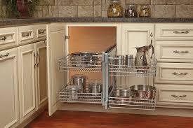 Blind Corner Cabinet Pull Out Shelves Amazon RevAShelf 100PSP1100CR 1100 In Blind Corner 26