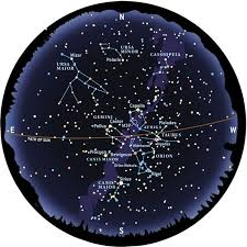 Interactive Star Chart Learn The Constellations Astronomy Com