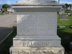 Amalia Salomon (1843-1909) - Find A Grave Memorial