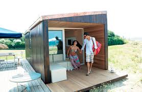 Small Picture Unique Prefab Tiny House In Design Ideas