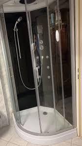 Dusche Duschkabine Mit Regendusche