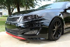 kia optima 2014 blacked out. Brilliant Out Optima Black Grille Photo Twin Tailpipes On Kia 2014 Blacked Out O