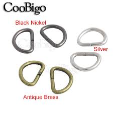 10pcs plated metal buckle quick release for dog collars garment accessories 1 inch 25mm webbing handmade parts rose gold