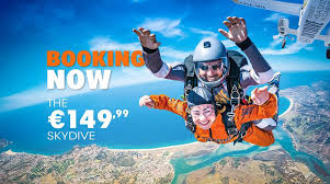skydive gift vouchers for