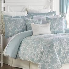 croscill willa comforter set queen soft aqua