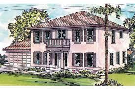 mediterranean house plans. Mediterranean House Plan - Houston 11-044 Front Elevation Plans