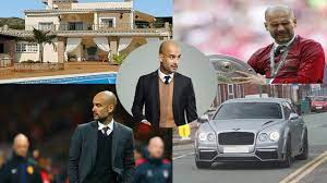 Pep Guardiola Family, Biography, Cars, House, Fashion And LifeStyle -  YouTube