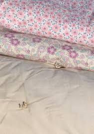 vintage faded floral print cotton duvet eiderdown comforter covers ... & vintage faded floral print cotton duvet eiderdown comforter covers & plain old  quilt Adamdwight.com