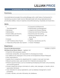 hr administrator resume samples best hr administrator resumes resumehelp