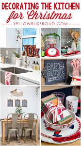 image breakfast nook september decorating. Christmas Decorating In The Kitchen Image Breakfast Nook September A
