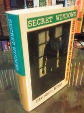 secret windows essays and fiction on the craft of writing by secret windows essays and fiction on the craft of writing stephen king 2000
